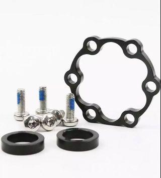 Boostinator 12 x 142mm - 12 x 148mm (boost for rear wheel) 15 x 100mm - 15 x 110mm (boost for front wheel)