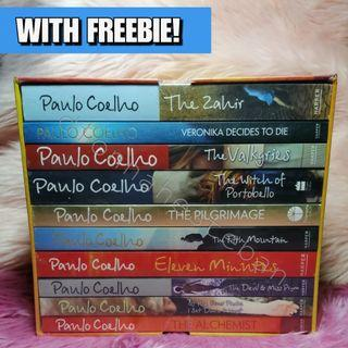 Paulo Coelho Deluxe Edition Boxed Set