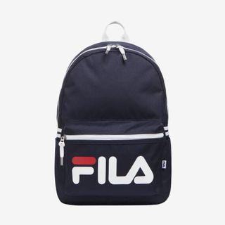 🚚 READY STOCKS | Fila Korea Heritage Court Backpack Bag (Ink Navy) FS3BPB5301X_INA