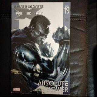 Marvel Comic Ultimate X Men Volume 19 2008 TPB by Aron Coleite & Mark Brooks !
