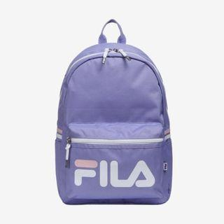 READY STOCKS | Fila Korea Heritage Court Backpack Bag (Gracie Violet) FS3BPB5301X_GVI