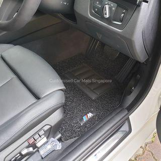 BMW 4 Series (420i/428i) 2014 - 2019 Car Mats