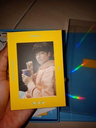 WTT Heungninkai To Yeonjun - txt - The Dream Chapter : Star