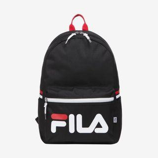 READY STOCKS | Fila Korea Heritage Court Backpack Bag (Black) FS3BPB5301X_BLK
