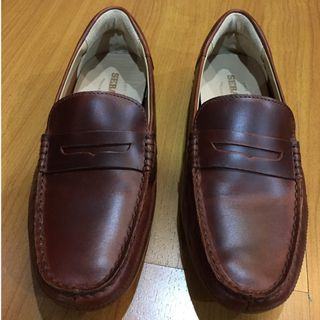 66540137dd7 Sebago Kedge Penny Loafer Genuine Leather (Brown Tan) 15