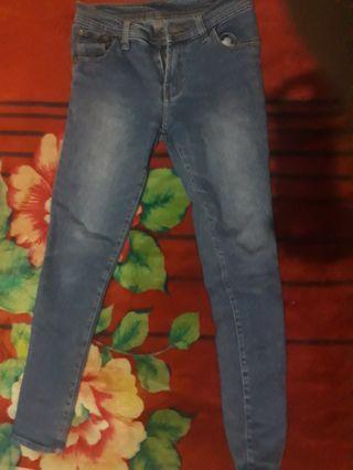 Jeans women kekecilan waktu beli