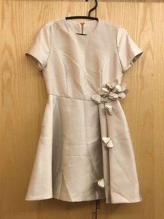 短袖 氣質洋裝