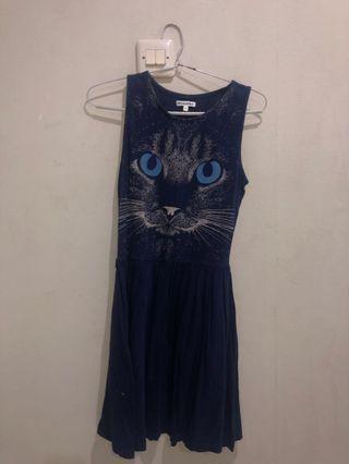 Colorbox Cat Dress