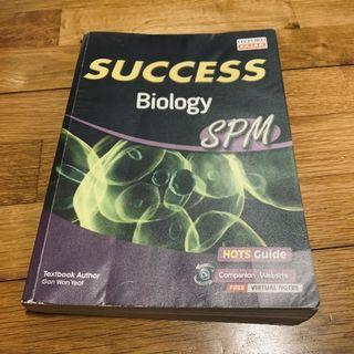 Success Biology SPM