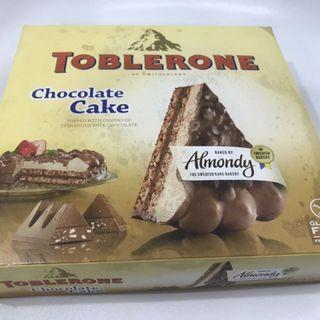 Toblerone Chocolate Cake