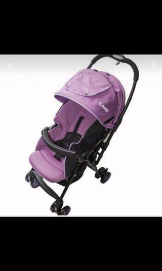 stroller, easel & kid tables
