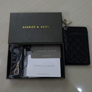 PRELOVED Charles & Keith Card Holder