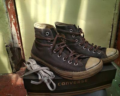 Converse second bnw size 42 not vans, not jv