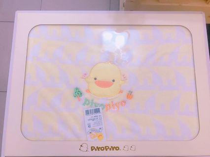 🚚 黃色小鴨毛毯禮盒(附提袋)