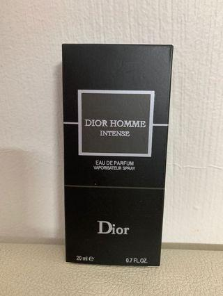 🚚 Dior Homme Intense 20ml