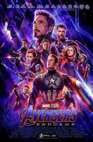 Looking for avengers poster