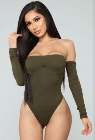 The Final Say Bodysuit