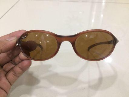 Vintage Ray Ban Cutters Sunglasses