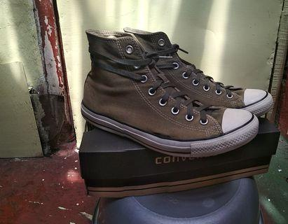 Converse second high ijo army ori, kondisi 99% not Vans, not jv