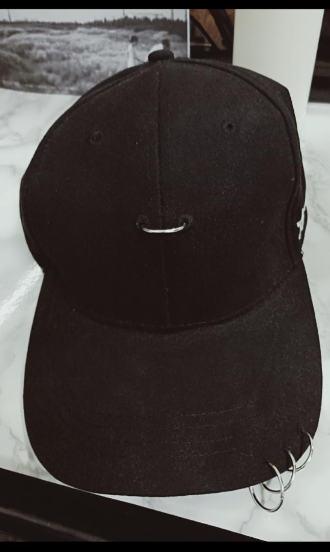 個性 日文 環釦 帽子