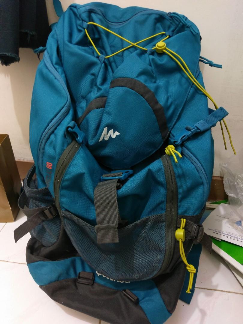 行山背包 Trekking backpack with free rain cover