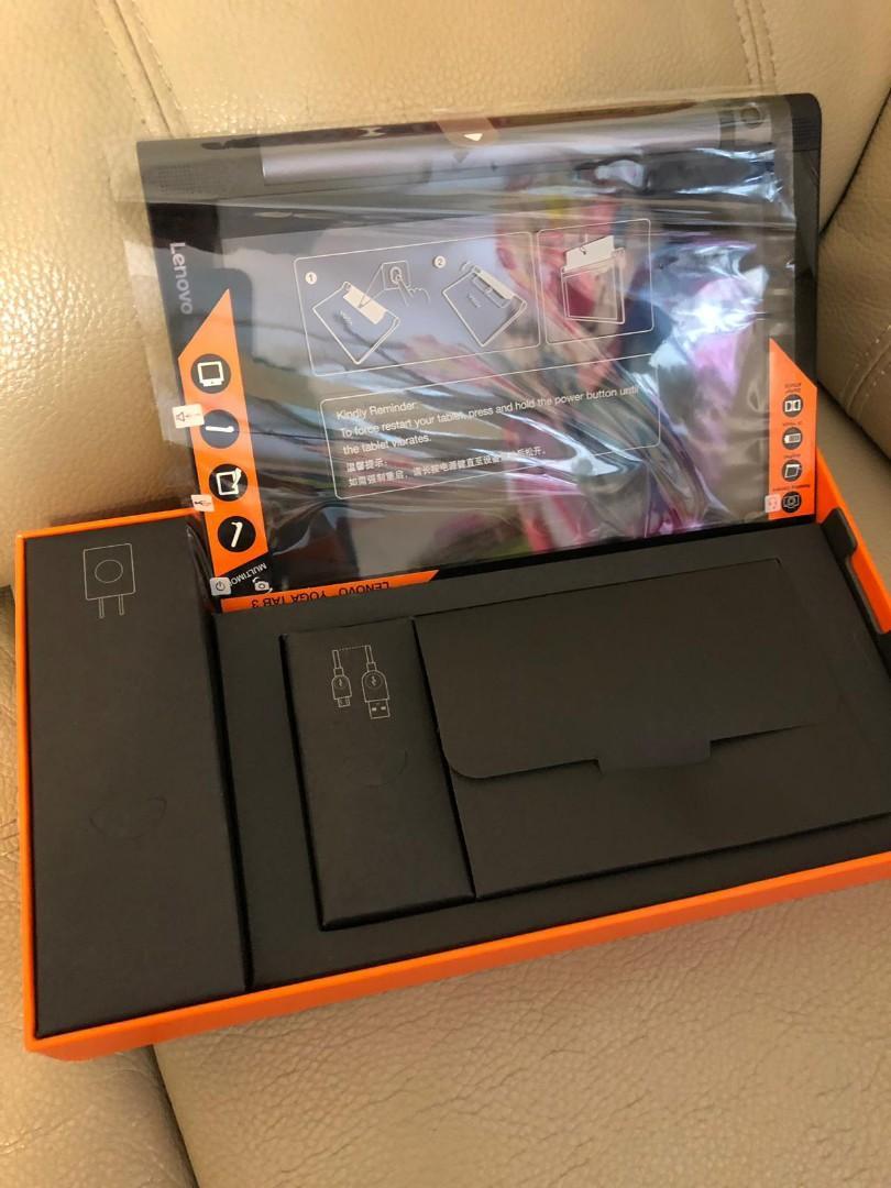 平板電腦 LENOVO tab3