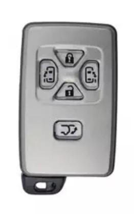 豐田智能遙控車匙 Toyota Alphard 20系 / Vellfire 20系