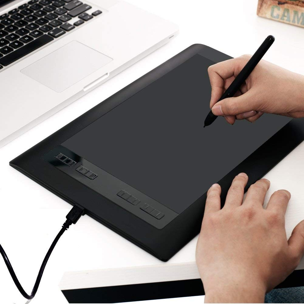 Ugee HK1060 Pro Graphic Drawing Tablet with 10 x 6 Inches Drawing Area