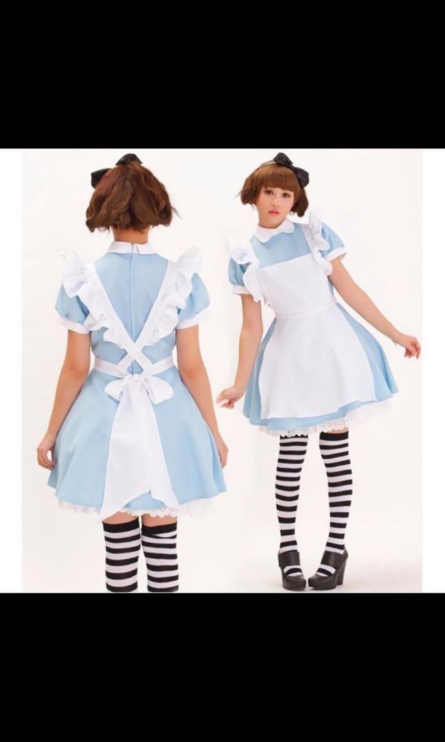 Alice in wonderland cosine adults