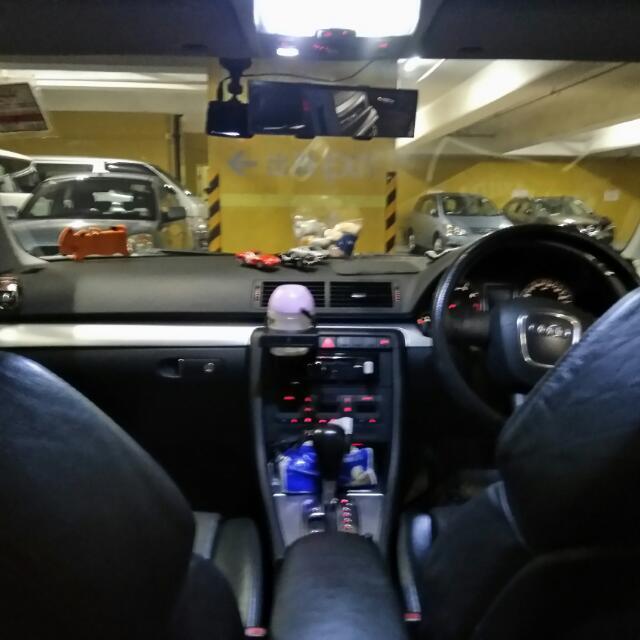 Audi A4旅行車2.0 S~line版