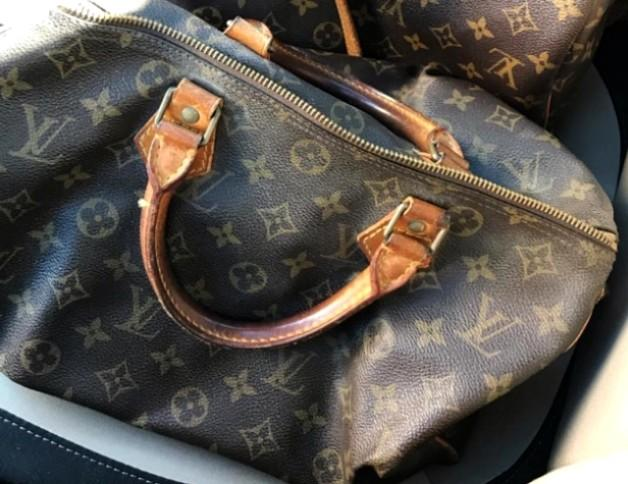 Authentic LV speedy 30