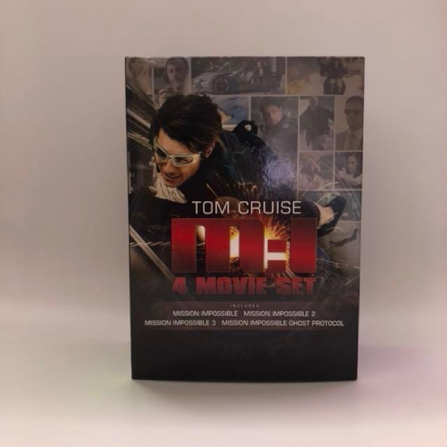 Authentic Mission Impossible 4 Movie Set (with English