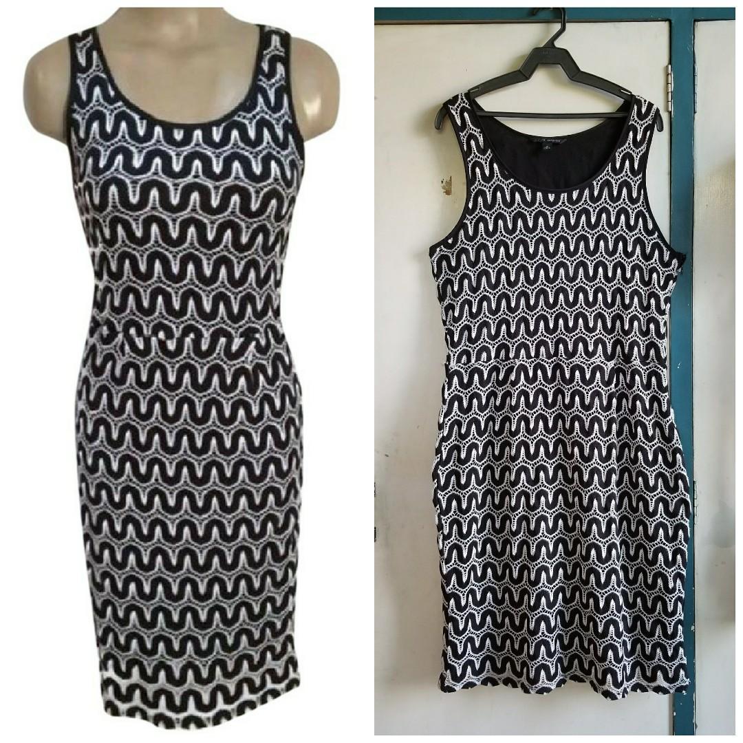 Banana Republic Bodycon Knit Dress US 14 Plus Size on Carousell