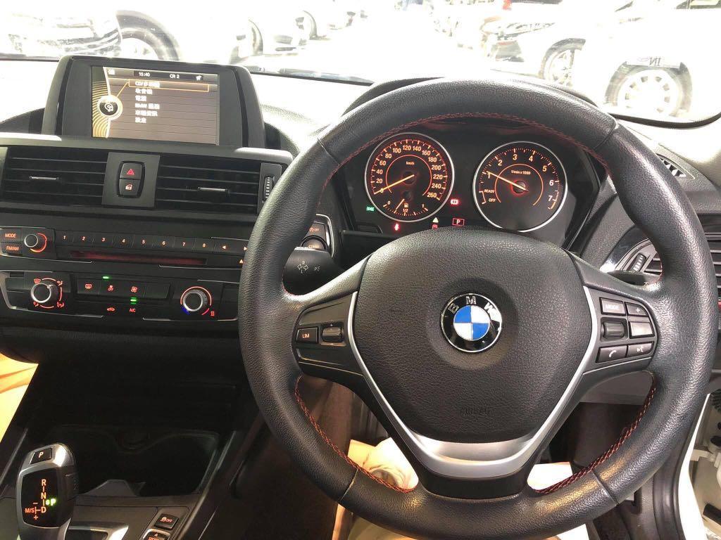 BMW 118I 2013