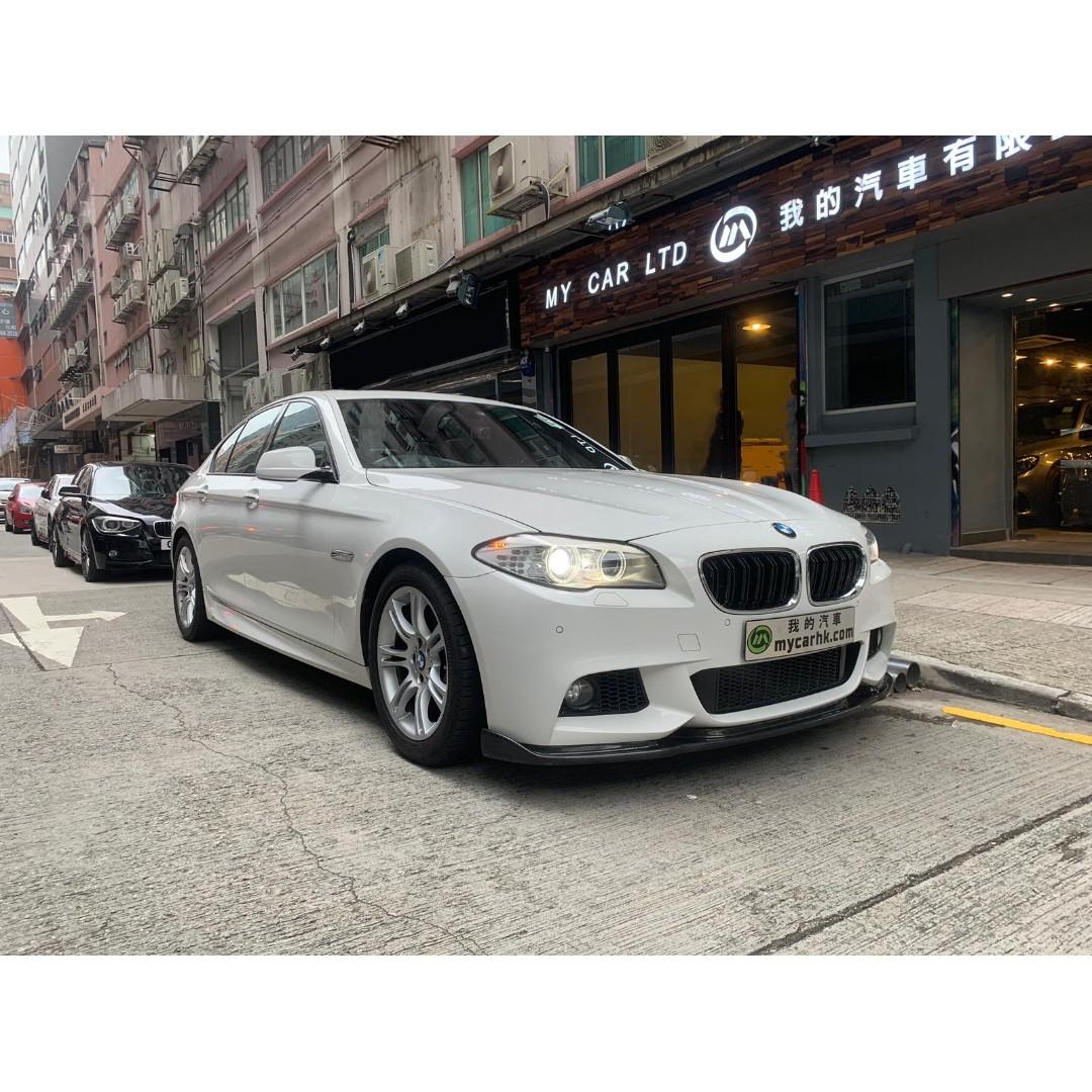 BMW 520I M SPORT EDITION (1997cc) 2013