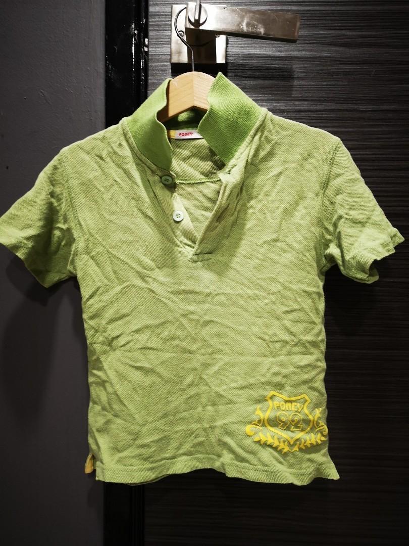 Boys' Polo T-shirts