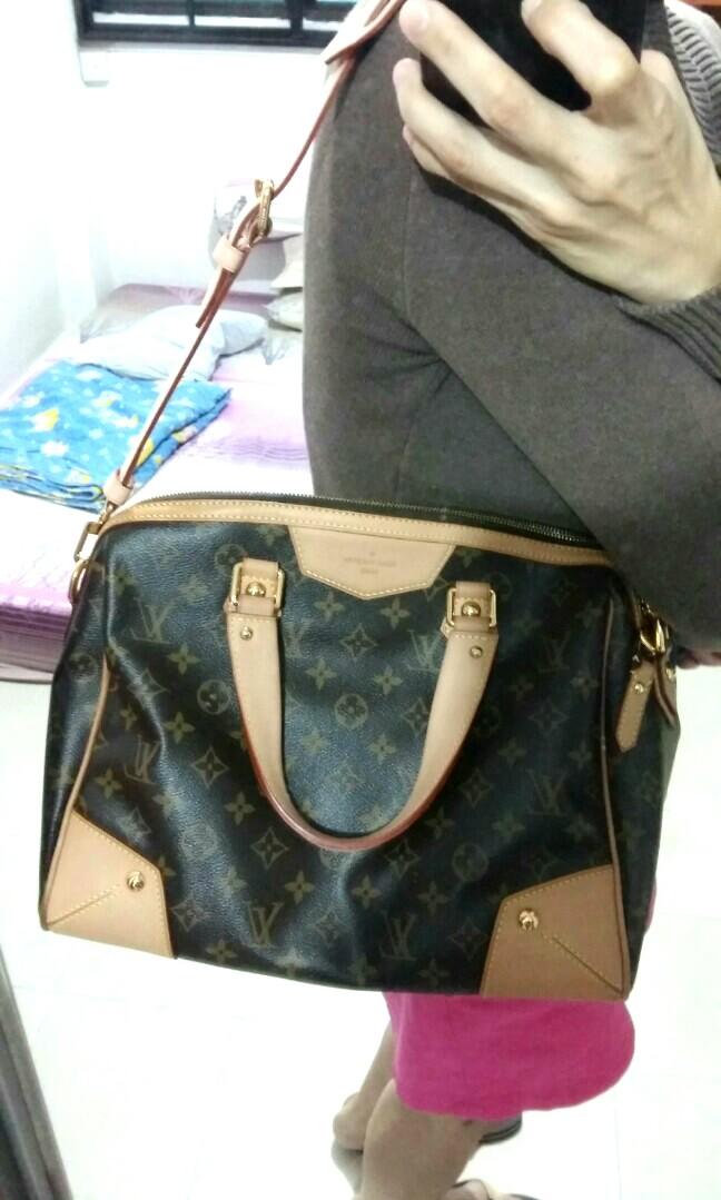 7f376bf807c6 Urgent sales  Authentic Louis Vuitton Retiro Pm Shoulder Bag ...