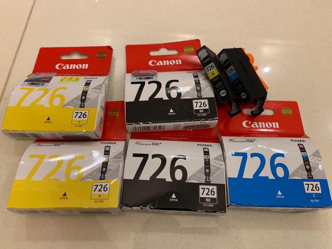 Canon inkjet printer MG6170