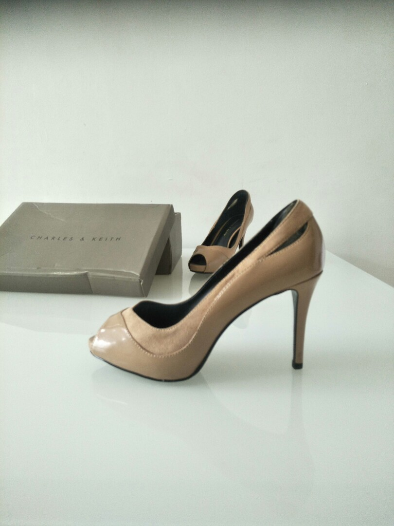 Charles & Keith Shoes