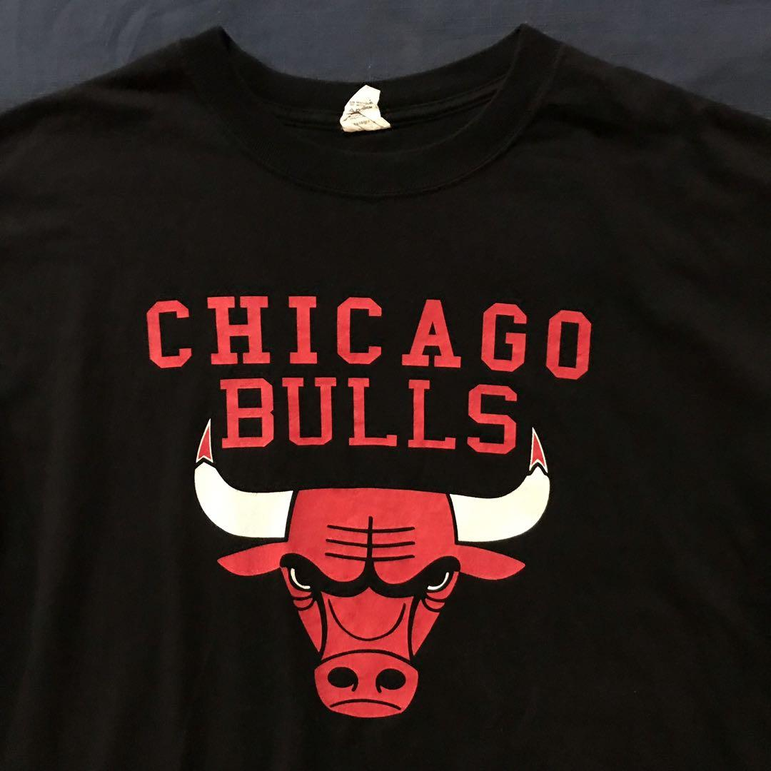 Chicago Bulls Merch Tee