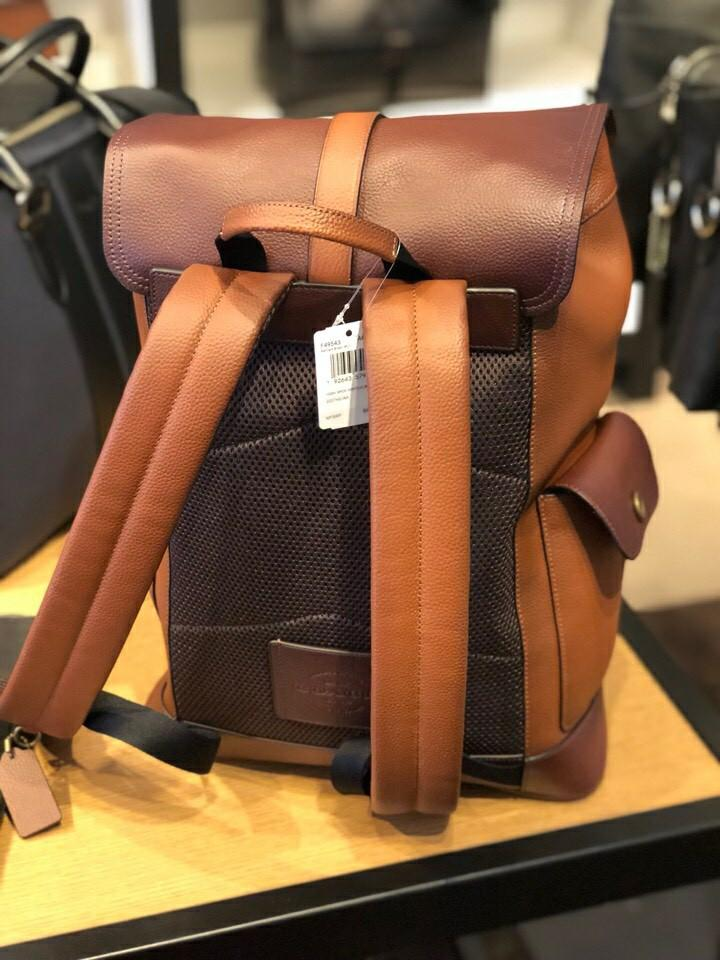 Coach Hudson Backpack in Colorblock - Pre-order