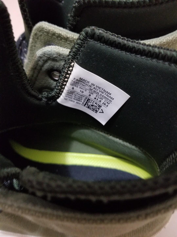 Converse men boot防水鞋 water resistant
