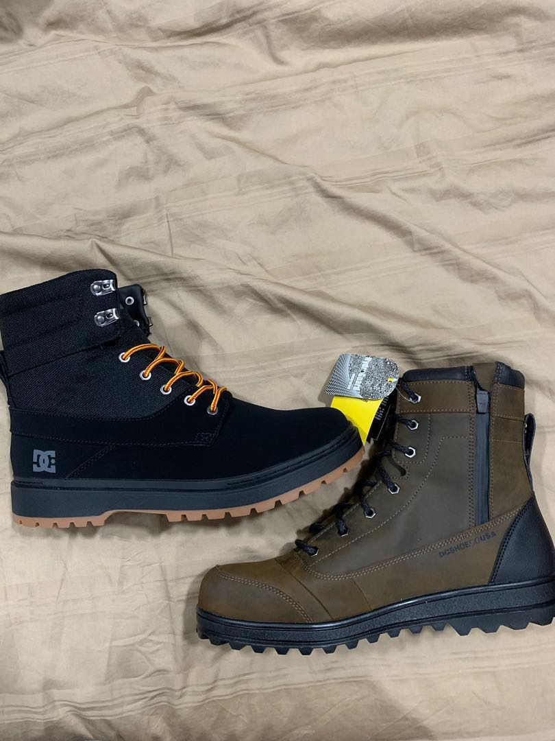 557548c80b9 DC boots / shoes brand new