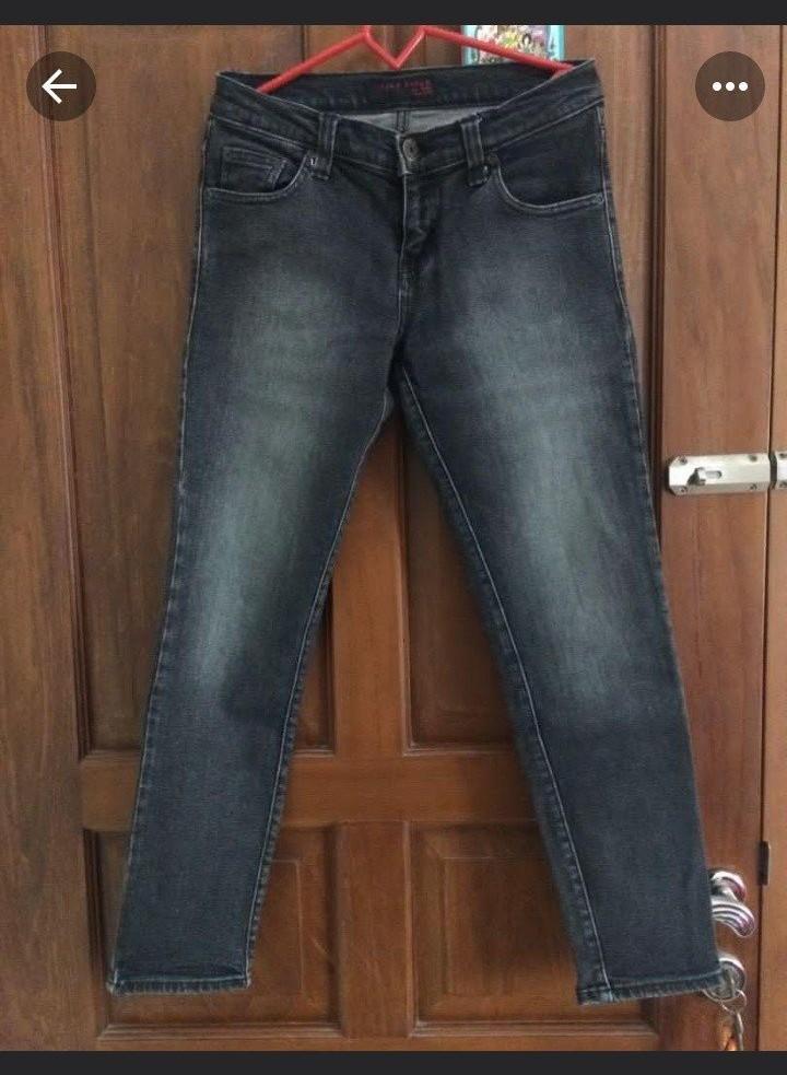 Dua jeans logo 110000 dapat dua