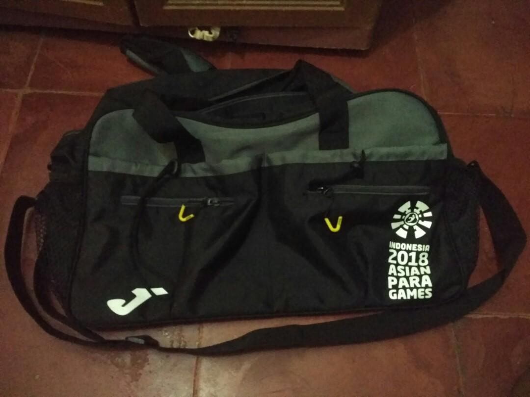 travell bag JOMA + Celana training JOMA (asian para games)