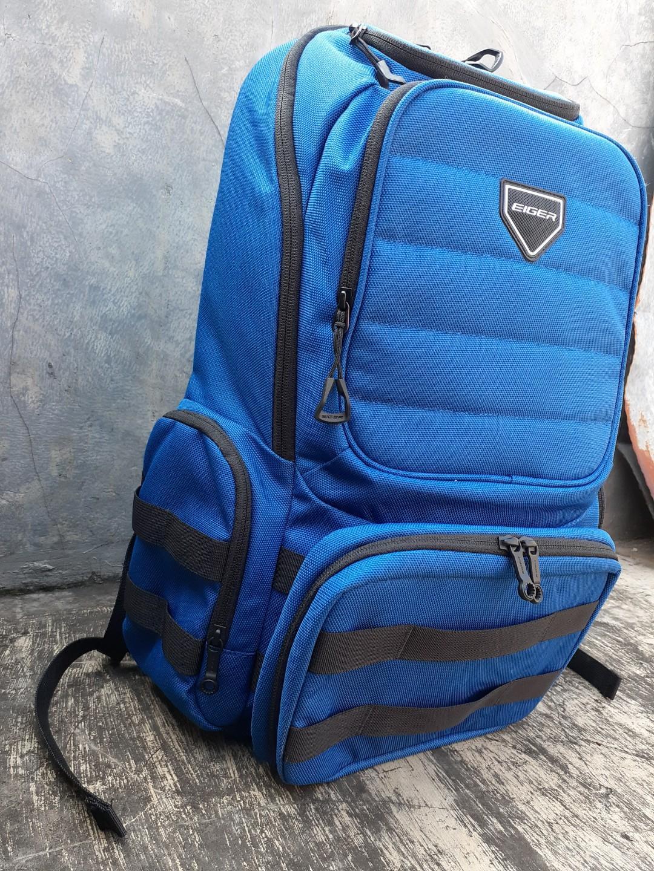 TURUN HARGA Eiger Backpack Blue 2596 23 L Adventure