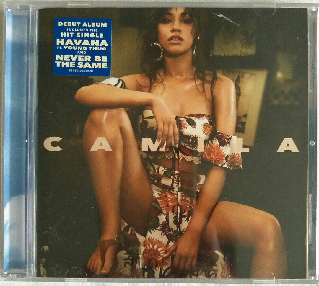 Empire Music Camila Cabello Camila Cd Album