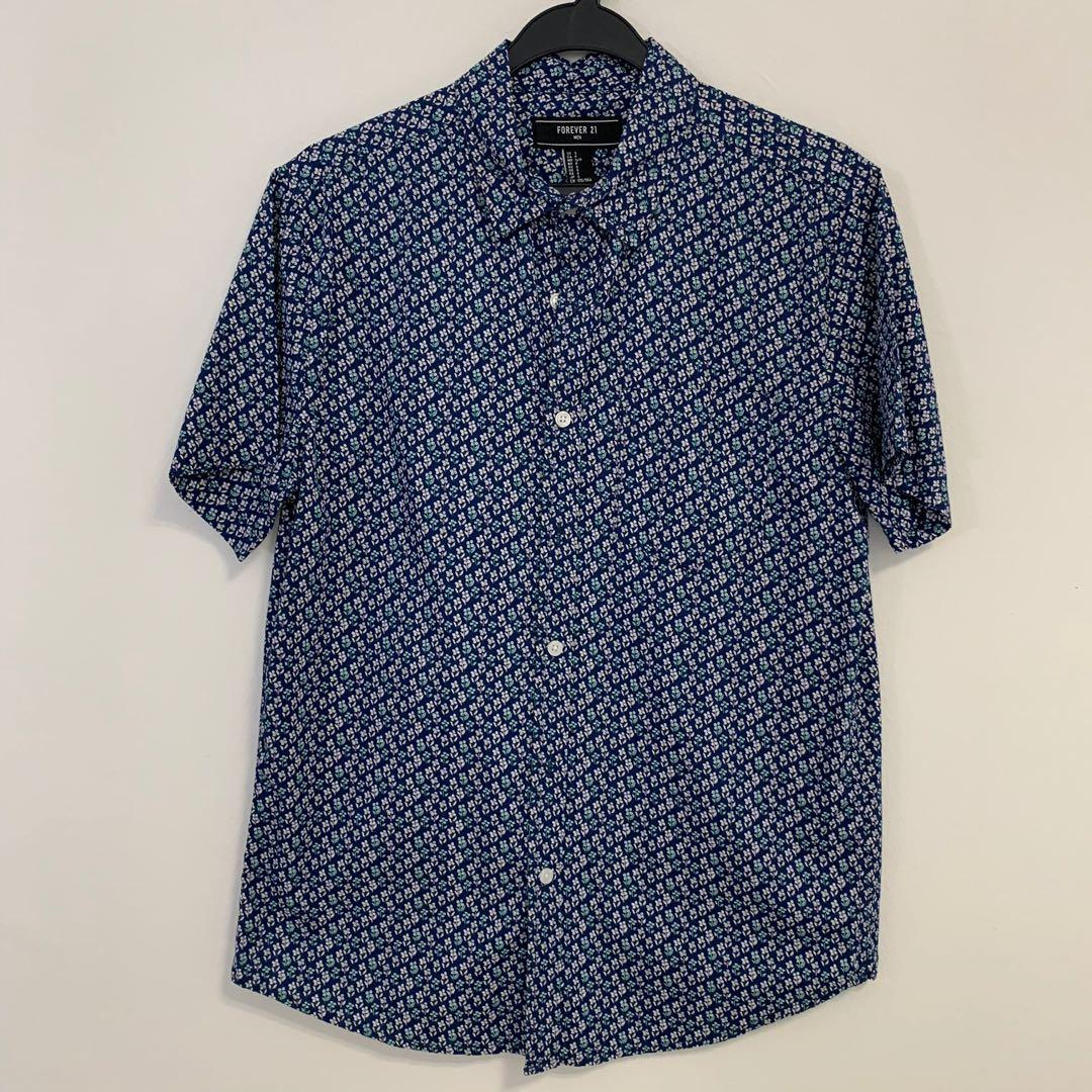 F21 Short Sleeve Shirt