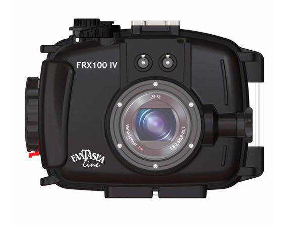 Fantasea underwater housing for RX100 IV / V