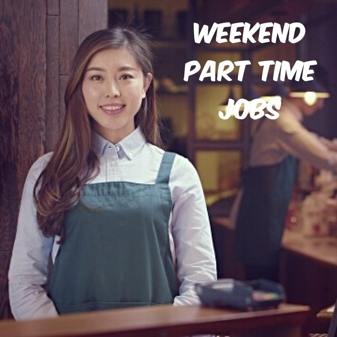 Flexible Weekend Part Time F&B Service Crew